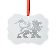 lion_shirt_horizontal Ornament