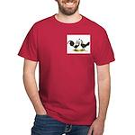 Birchen OE Pair Dark T-Shirt
