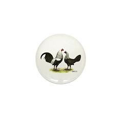 Birchen OE Pair Mini Button (10 pack)