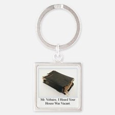 MrVoltaire Square Keychain