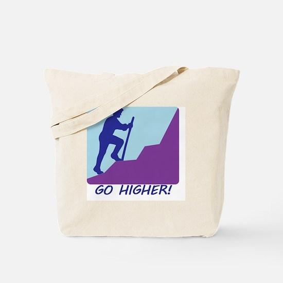 3Go Higher.eps Tote Bag