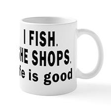 11X11 I FISH CENTERED Mug