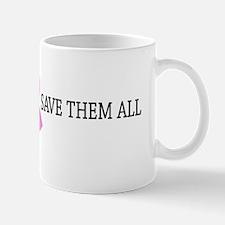 Save Them All Mug