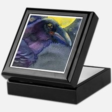 Unique Raven collects Keepsake Box