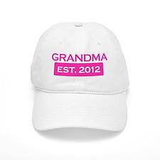 grandma 2012 Baseball Cap