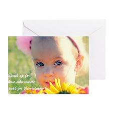 Adoption1 Greeting Card