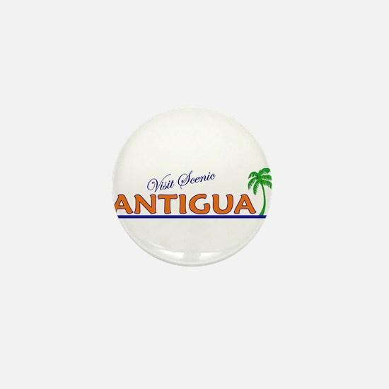 Unique Carlisle Mini Button