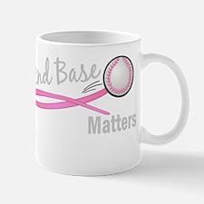 - 2nd Base Matters Mug