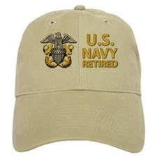 U.S. Navy Retired Hat