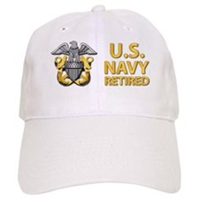 U.S. Navy Retired Cap