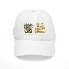 U.S. Navy Retired Hat