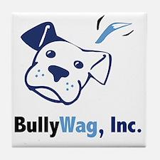 BullyWag, Inc Tile Coaster