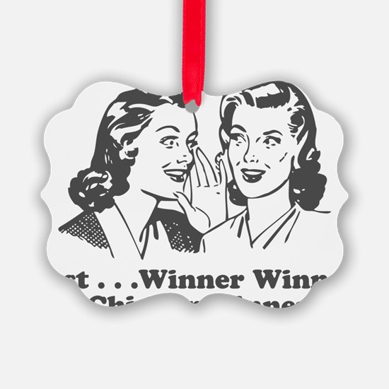 winnerwinner Ornament