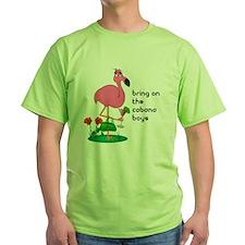 bachelorette_cabana10x10_apparel cop T-Shirt