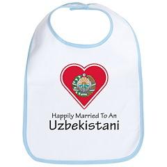 Happily Married Uzbekistani Bib