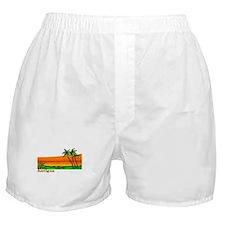 Unique Antigua barbuda Boxer Shorts