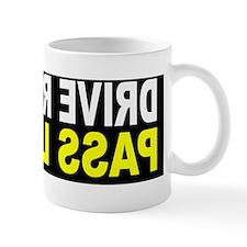 drive right-CP Mug