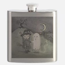 witch-loves-ghost_13-5x13-5-B Flask