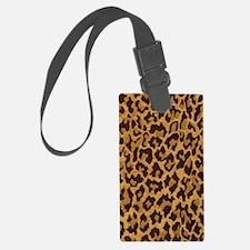 leopardjournal Luggage Tag