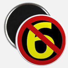AntiSixersLogo Magnet