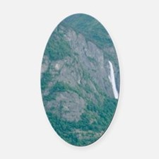 Sognefjord; Southern,Fjord, Vic, N Oval Car Magnet