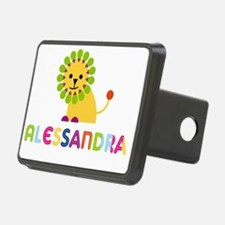 Alessandra-the-lion Hitch Cover