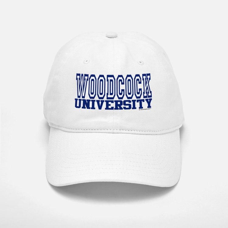 WOODCOCK University Baseball Baseball Cap