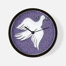 dovesq Wall Clock