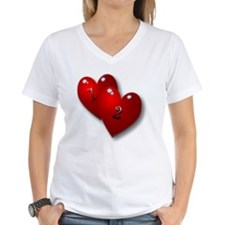 12 baby with heart Shirt