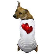 12 baby with heart Dog T-Shirt