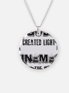 GOD CREATED LIGHT 1 Necklace