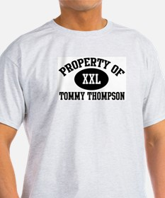 Property of Tommy Thompson T-Shirt