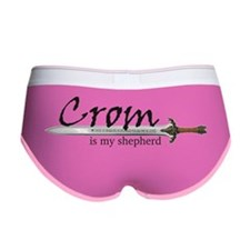 Crom is my shepherd Women's Boy Brief