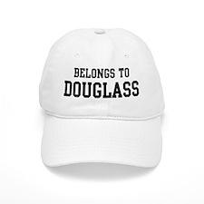 Belongs to Douglass Baseball Cap