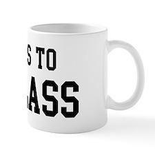 Belongs to Douglass Coffee Mug