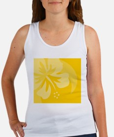 Yellow-Wallet Women's Tank Top