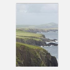 Dingle Peninsula. Rugged  Postcards (Package of 8)