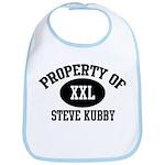 Property of Steve Kubby Bib