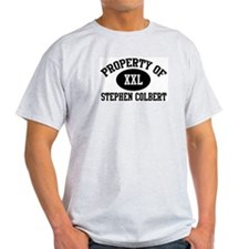 Property of Stephen Colbert T-Shirt