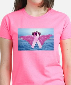 Pink Ribbon, Cancer Cure T-Shirt