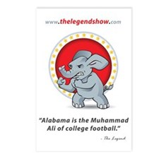BoxingElephant Postcards (Package of 8)