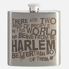 harlem_brown Flask