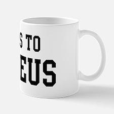 Belongs to Amadeus Mug
