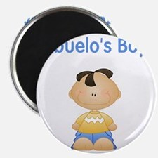 Abuelos Boy Magnet