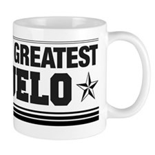 Worlds Greatest Abuelo Mug