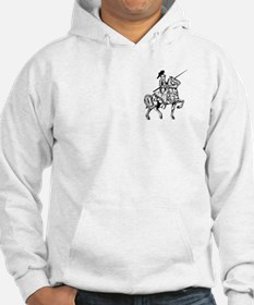 Mounted Knight Hoodie