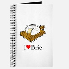 Cute Brie Journal