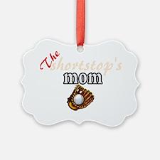 Shortstop's mom Ornament