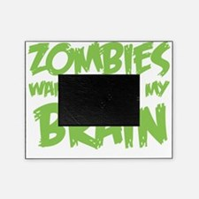 zombie7 Picture Frame
