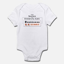 Contra Code Infant Bodysuit